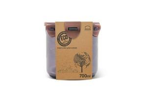 Lock & Lock Eco Food Container Round 700ml 1pc