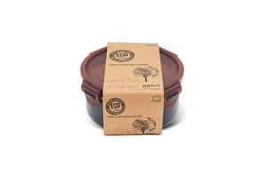 Lock & Lock Eco Food Container Round 600ml 1pc