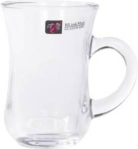 Blinkmax Mug Glass 405ml 1pc