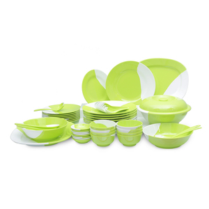 """Superware Rice Bowl 4.5"""" Two Tone Assorted Color 1pc"""