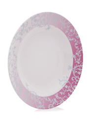 """Superware Round Plate 10.5"""" Two Tone Assorted Color 1pc"""
