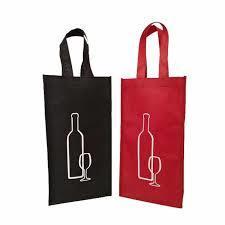 Alras Gift Bag Shiney Bottle Bag # 818 1pc