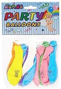 "Alras Balloons 18th Birthday 12"" 8pcs"