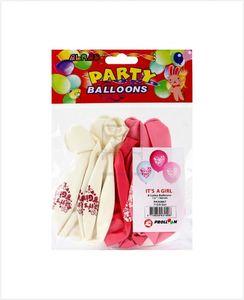 "Alras Balloons 50Th Birthday 12"" 8pcs"