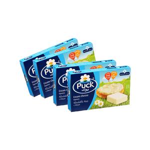 Puck Cream Cheese Squares 4x108g
