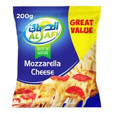 Al Safi Mozzarella Cheese Full Fat 3x200g