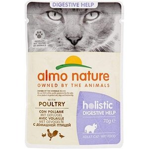 Almo Nature Holistic Digestive Help With Poultry 70g