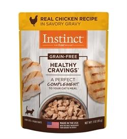 Instinct Wet Healthy Cravings Chicken 3oz