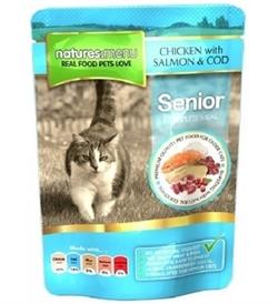 Natures Menu Senior Cat 100g