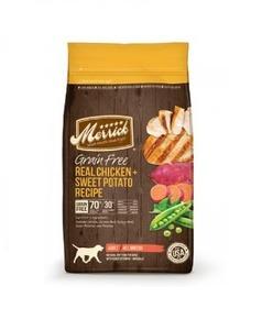 Merrick Grain Free Puppy Real Chicken With Sweet Potato Recipe 1.8kg