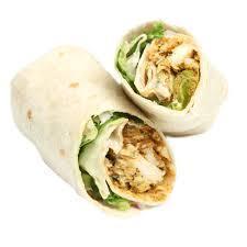 Chicken Shawarma Sandwich 1pc