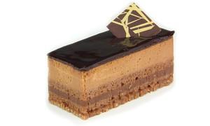 Chocolate Mousse Cake 1pc