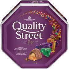 Mackintosh's Quality Street Chocolate Tin 150g