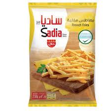 Sadia French Fries 2.5kg
