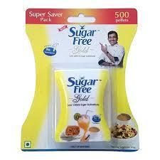 Sugar Free Gold Pellets 500s