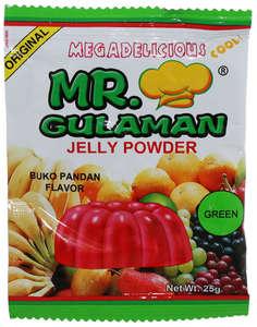 Mr.Gulaman Buko Pandan Jelly Powder Mix 24g