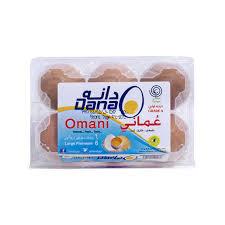 Dana Fresh Eggs 6s