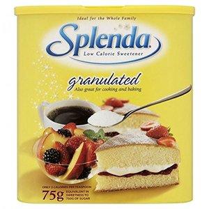 Splenda Low Calorie Granulated Sweetener 75g