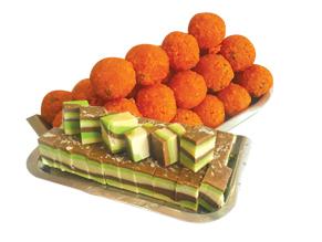 Al Madeena Bakery Mixed Sweets 1pc