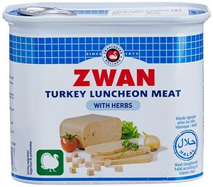 Zwan Turkey Luncheon Meat 2x340g