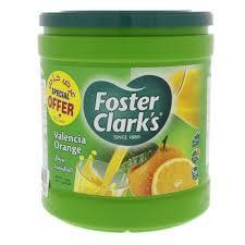 Foster Clark's Valenci Orange Drink Powder 2.5kg