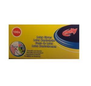 Multy Latex Gloves 10s