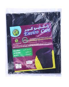 Enviro Easy Black Garbage Bags 3s