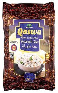 Qaswa Super Kernel Basmati Rice 5kg