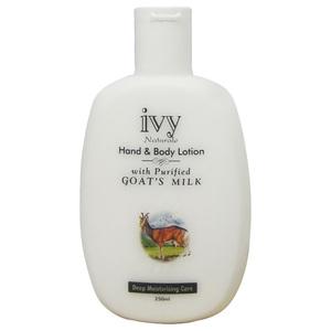 Ivy Naturale Goat Milk Hand & Body Lotion 250ml