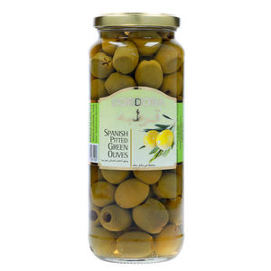 Cordoba Pitted Green Olives 3x275g