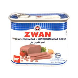Zwan Beef Luncheon Meat 2x200g