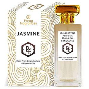 Real Eau De Perfume Jasmine 3x100ml