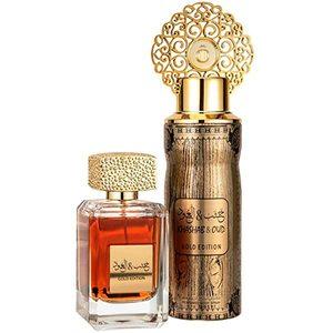 Arabiyat Khashab & Oud Gold Perfume 100ml