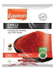 Eastern Red Chilly Powder 1kg