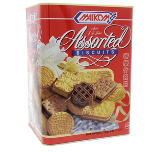 Maikom Assorted Biscuits 1kg