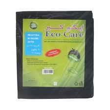 Eco Care Garbage Bag HD Black Sheet 120x140cm