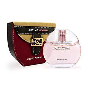 Chris Adam Hot Active Woman Perfume 100ml