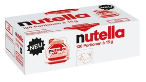 Nutella Hazelnut Spread Tub 120x15g