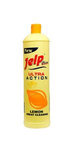 Jelp Action Dishwash Lemon 1L