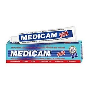 Medicam Dental Cream 2x70g