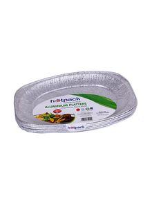 Hotpack Aluminium Platter Plates 10pcs
