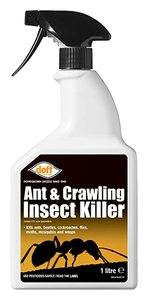 Doff Ant & Crawling Insect Killer 2x400ml