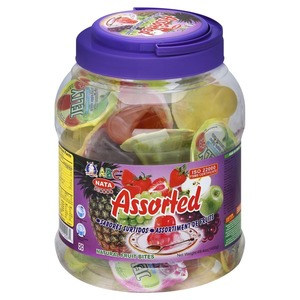 Hippo Cup Jelly Fruit Flavour 1300g
