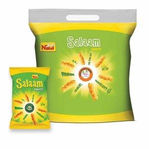 Nabil Salaam Sour Cream And Onion Twist Chips 12x23g