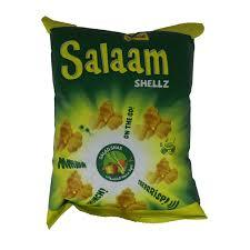 Nabil Salaam Shellz Chops Salad Snacks 12x23g