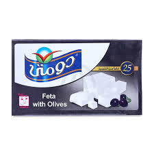 Domty Feta Cheese with Olive 500g