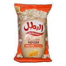 Al Batal Popcorn Cheese 25g