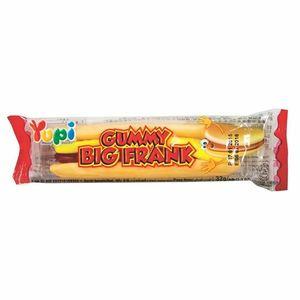 Yupi Gummy Hotdog 32g