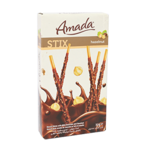 Solen Amada Domax Wafer Hazelnut 44g