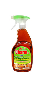 Charmm Anti Disinfectant Spray 2x750ml